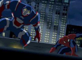 Ultimate Spider Man Iron Patriot   www.pixshark.com ...
