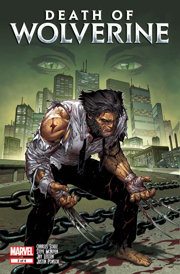 Death of Wolverine (2014) #2