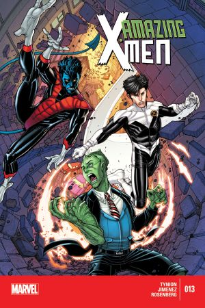 Amazing X-Men (2013) #13