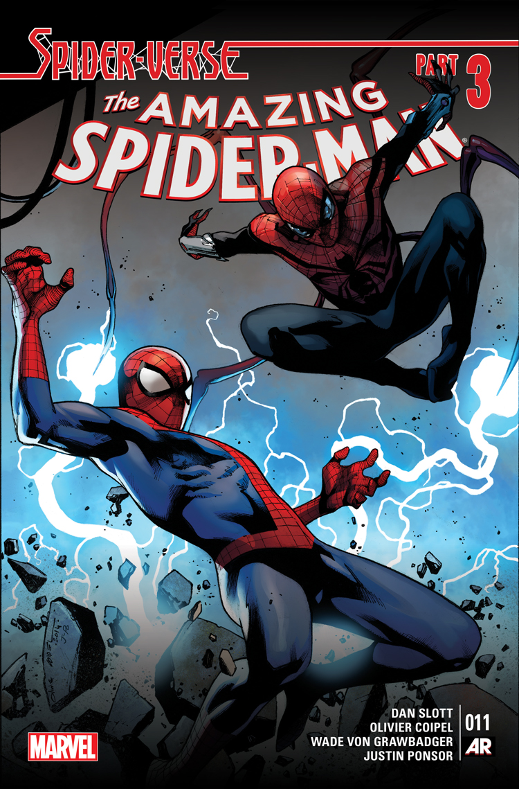 The Amazing Spider-Man (2014) #11