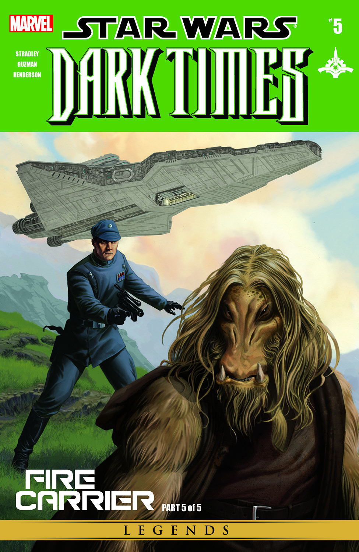 Star Wars: Dark Times - Fire Carrier (2013) #5