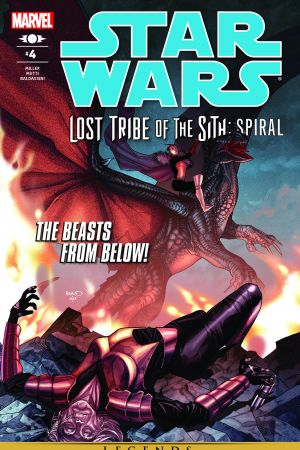 Star Wars: Lost Tribe Of The Sith - Spiral #4