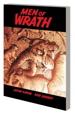 Men of Wrath (Trade Paperback)