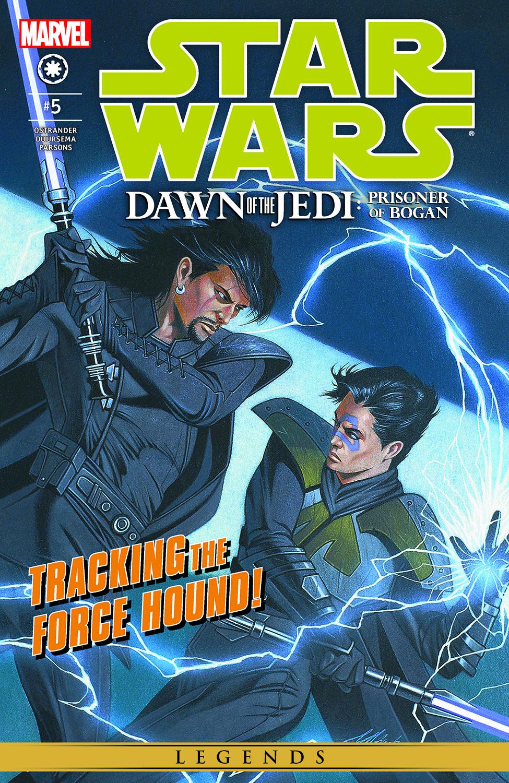 Star Wars: Dawn Of The Jedi - Prisoner Of Bogan (2012) #5