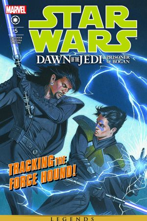 Star Wars: Dawn Of The Jedi - Prisoner Of Bogan #5