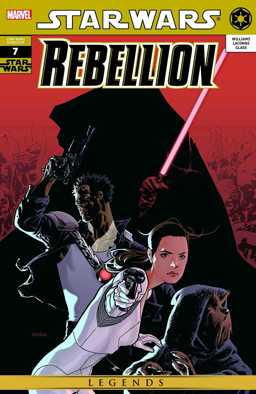 Star Wars: Rebellion (2006) #7