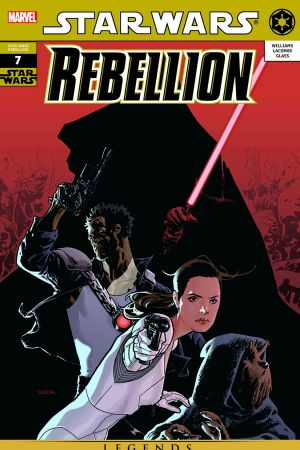 Star Wars: Rebellion #7