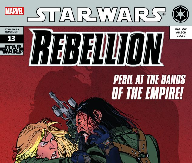 Star Wars: Rebellion (2006) #13