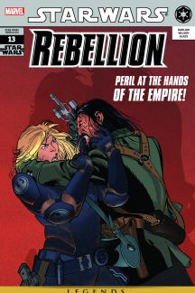 Star Wars: Rebellion #13