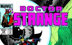 Dr. Strange (1974) #68