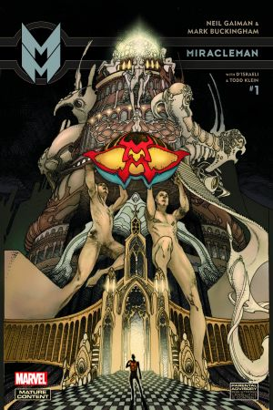 Miracleman by Gaiman & Buckingham (2015) #1 (Bianchi Variant)