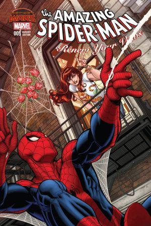 Amazing Spider-Man: Renew Your Vows (2015) #5 (Bradshaw Variant)