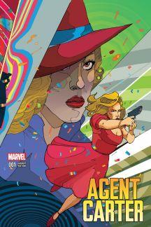 Agent Carter: S.H.I.E.L.D. 50th Anniversary (2015) #1 (Ward Variant)