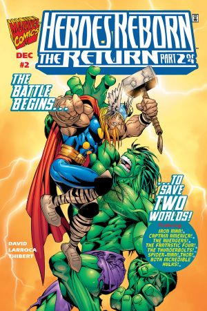 Heroes Reborn: The Return #2