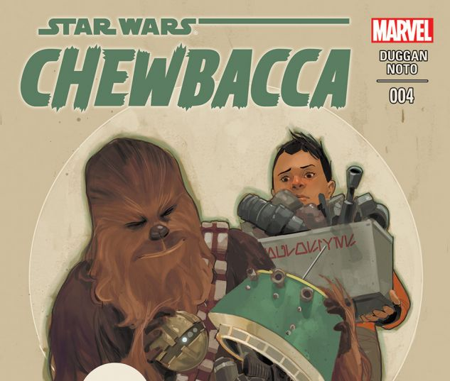 CHEWBACCA 4 (WITH DIGITAL CODE)
