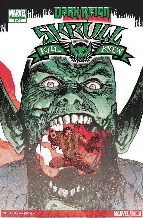 Dark Reign: Skrull Kill Krew (2009) #1