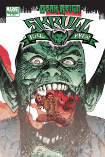 Skrull Kill Krew (2009) #1