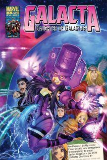 Galacta: Daughter of Galactus (2010) #1