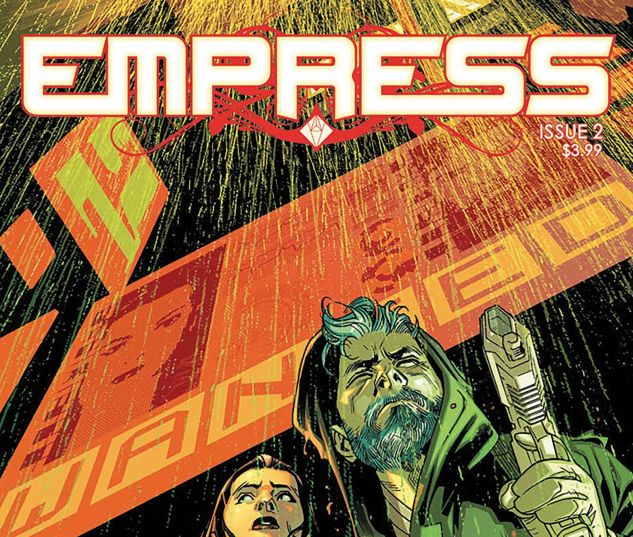 Empress (2016) #2