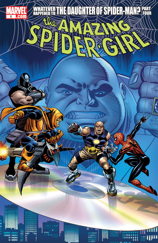 Amazing Spider-Girl (2006) #5