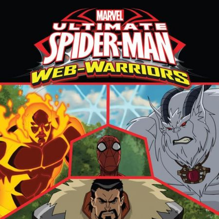 Marvel Universe Ultimate Spider-Man: Contest of Champions (2016 - Present)