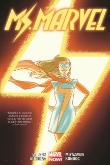 Ms. Marvel Vol. 2 (Hardcover)