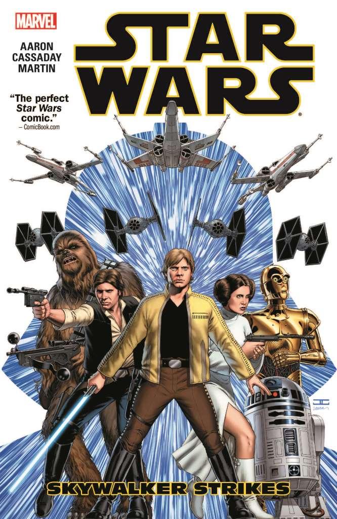 STAR WARS VOL. 1: SKYWALKER STRIKES (Trade Paperback)