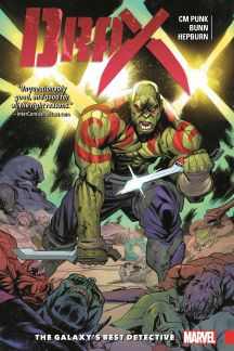 Drax Vol. 1: The Galaxy's Best Detective (Trade Paperback)