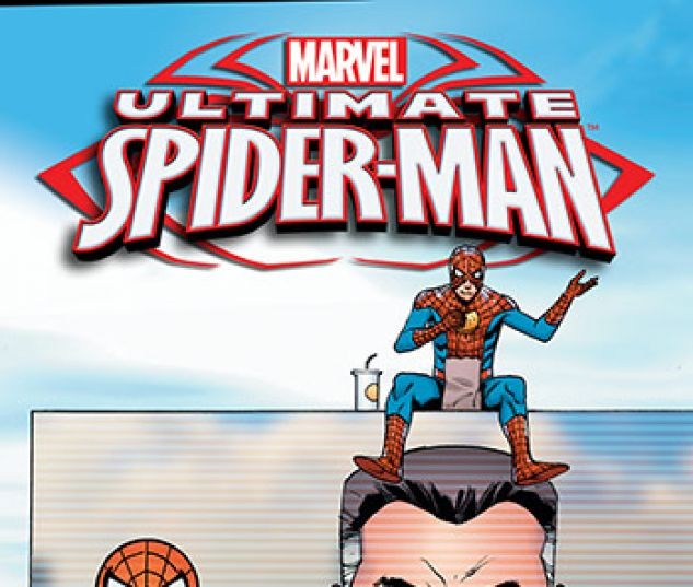 cover from Ultimate Spider-Man Infinite Comic (2016) #2