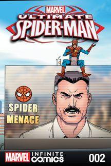 Ultimate Spider-Man Infinite Comic #2