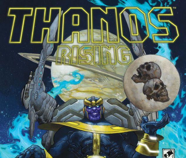 Thanos Rising (2013) #2