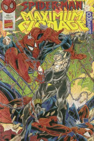 Spider-Man: Maximum Clonage Omega #1