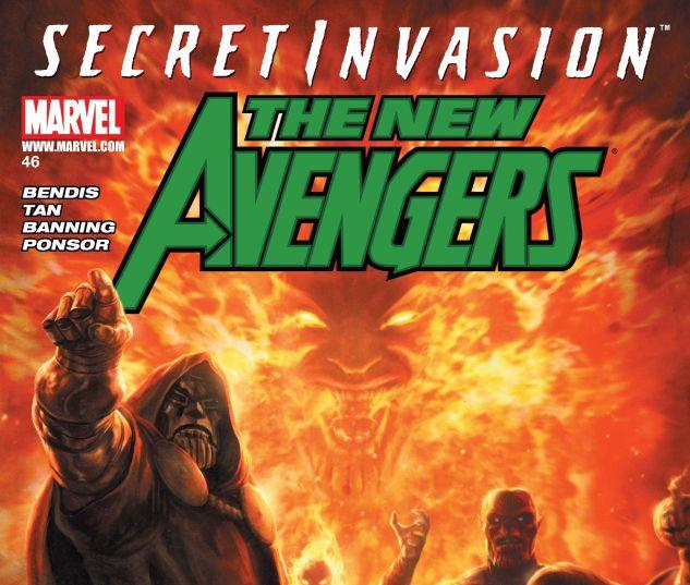 New Avengers (2004) #46
