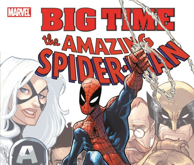 Amazing Spider-Man: Big Time TPB