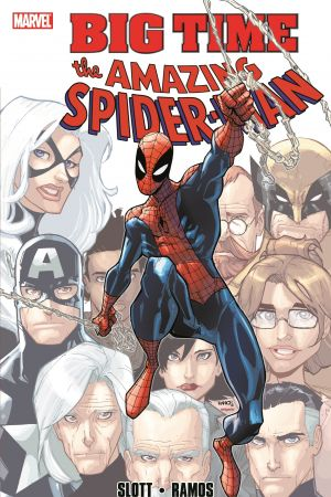 Amazing Spider-Man: Big Time (2011) #1