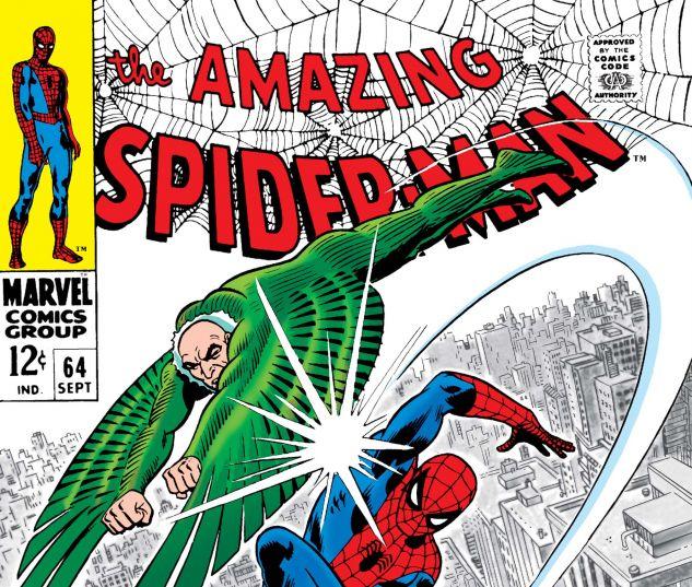 Amazing Spider-Man (1963) #64