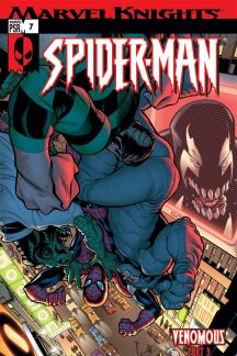 Marvel Knights Spider-Man #7