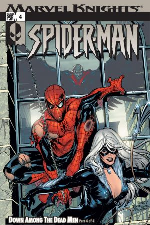 Marvel Knights Spider-Man #4