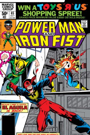 Power Man and Iron Fist (1978) #65