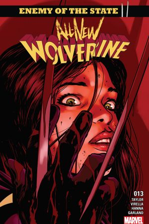 All-New Wolverine (2015) #13