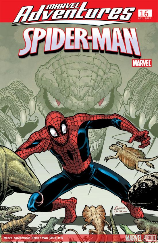 Marvel Adventures Spider-Man (2005) #16