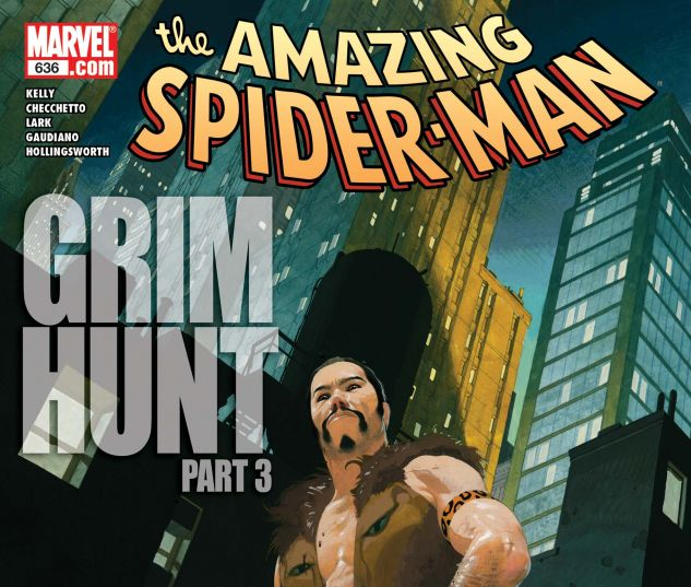 Amazing Spider-Man (1999) #636