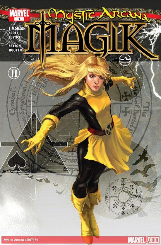 Mystic Arcana (2007) #1