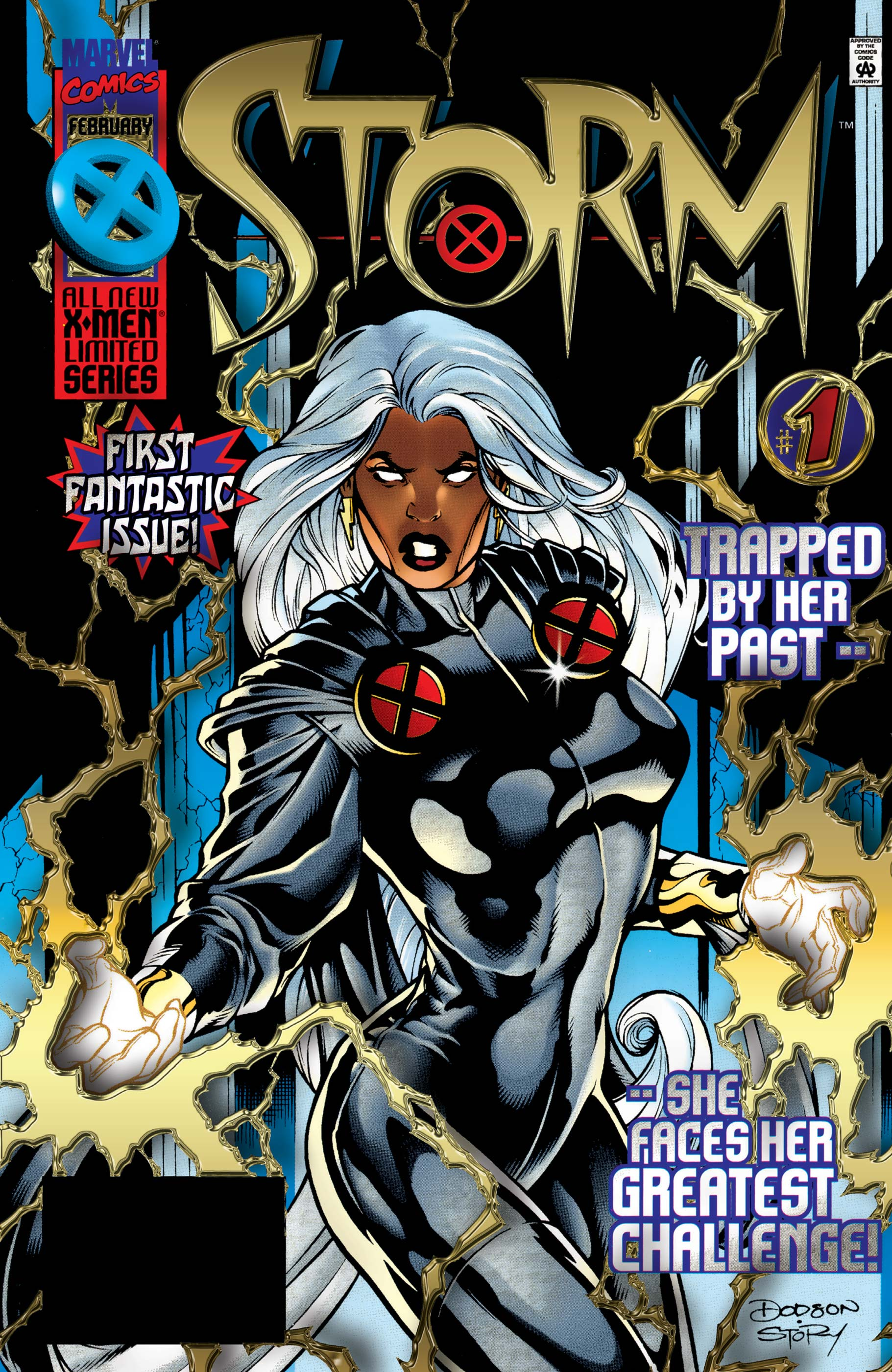 Storm (1996) #1
