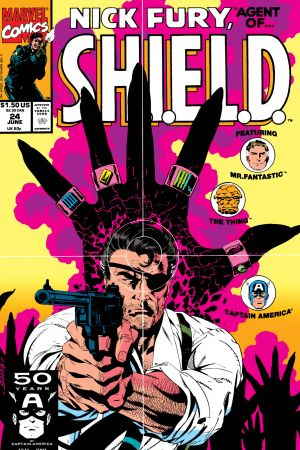 Nick Fury, Agent of S.H.I.E.L.D. #24