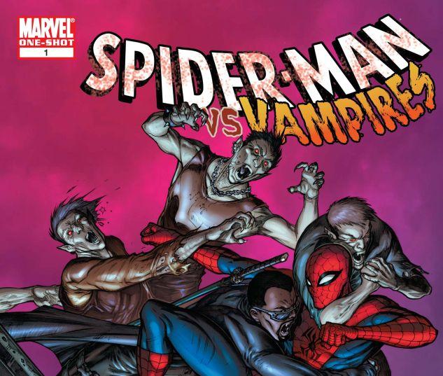 Spider-Man Vs. Vampires (2010) #1