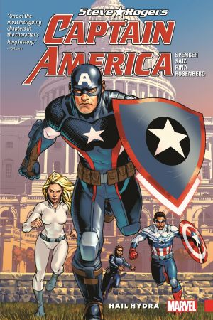 Captain America: Steve Rogers Vol. 1 - Hail Hydra (Trade Paperback)