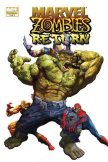 Marvel Zombies Return (2009) #5