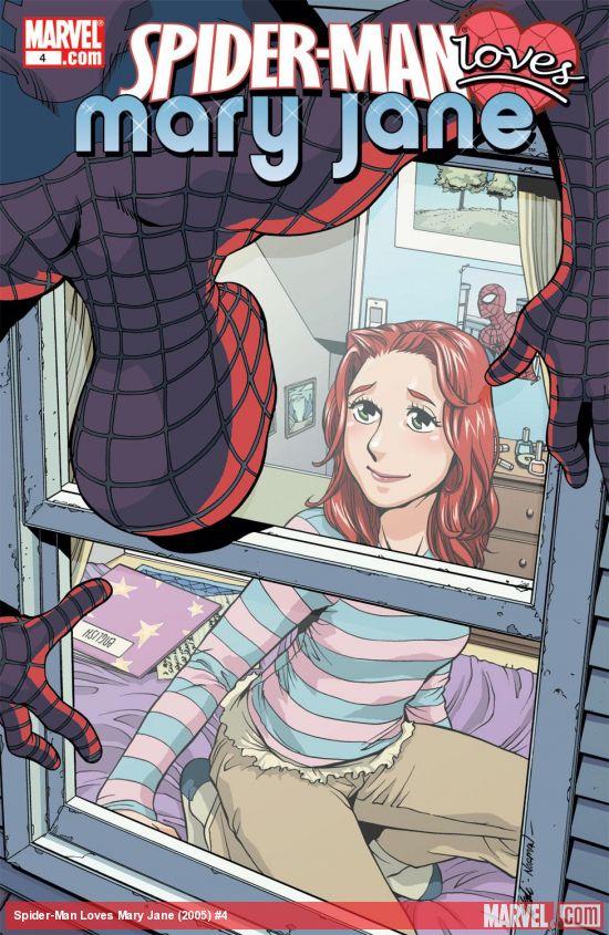 Spider-Man Loves Mary Jane (2005) #4