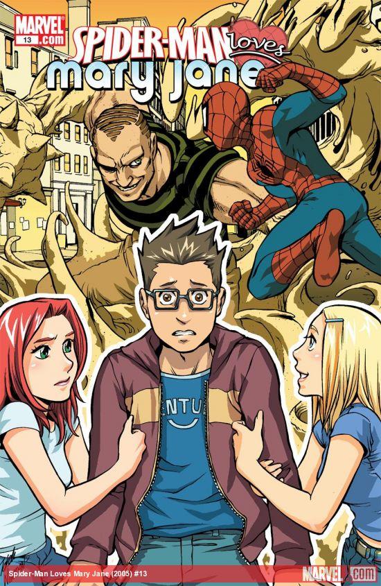 Spider-Man Loves Mary Jane (2005) #13